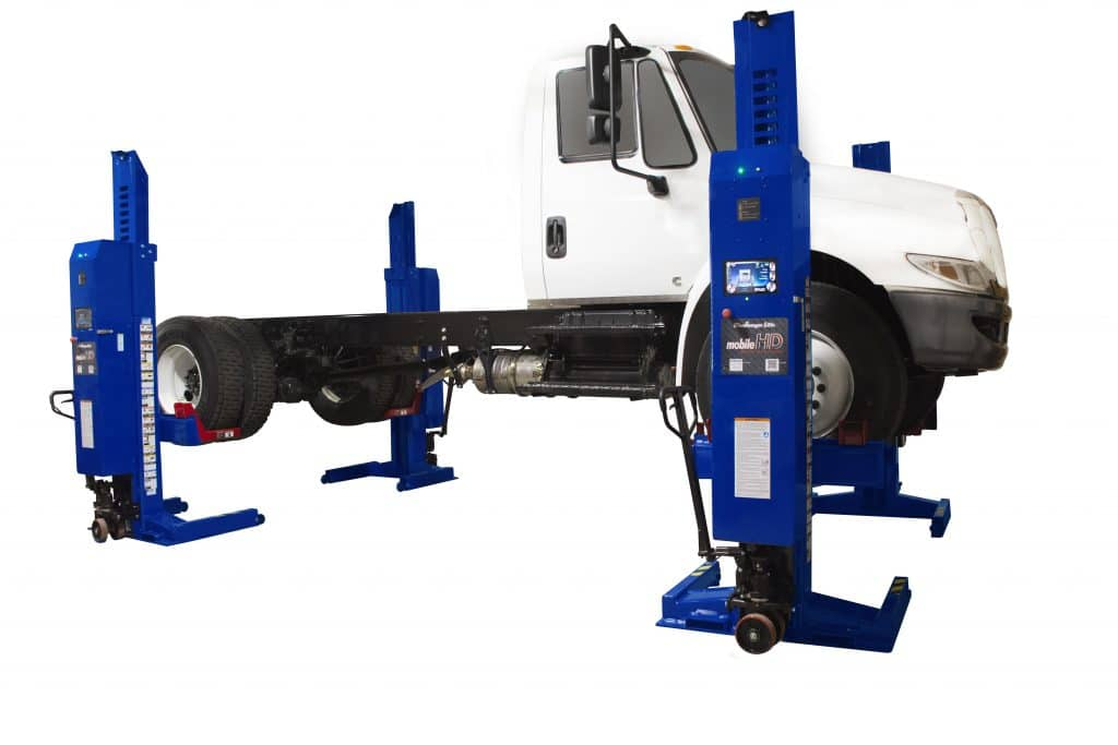 Mobile Column Accessories Challenger Lifts