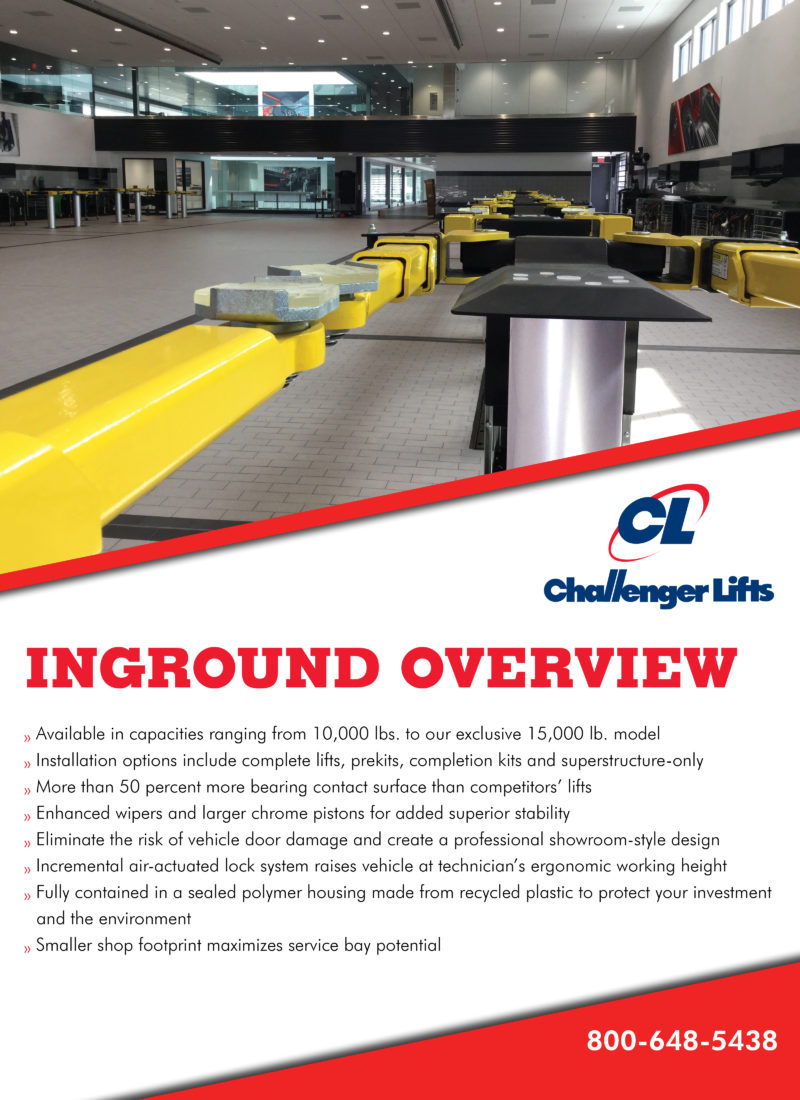 INGROUND LIFTS